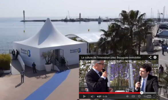 Brunch de l'innovation <br />Salon MIPIM 2014