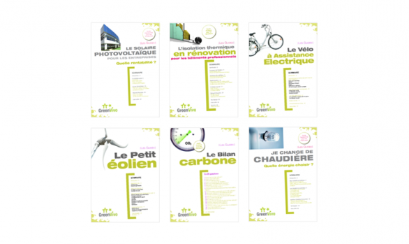 Guides d'achat<br>& Livres blancs