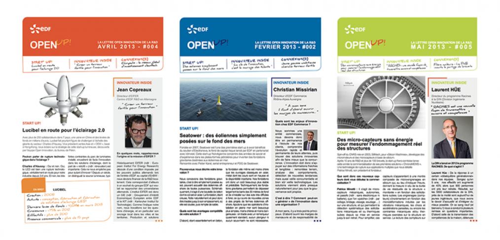 EDF R&D Open Innovation