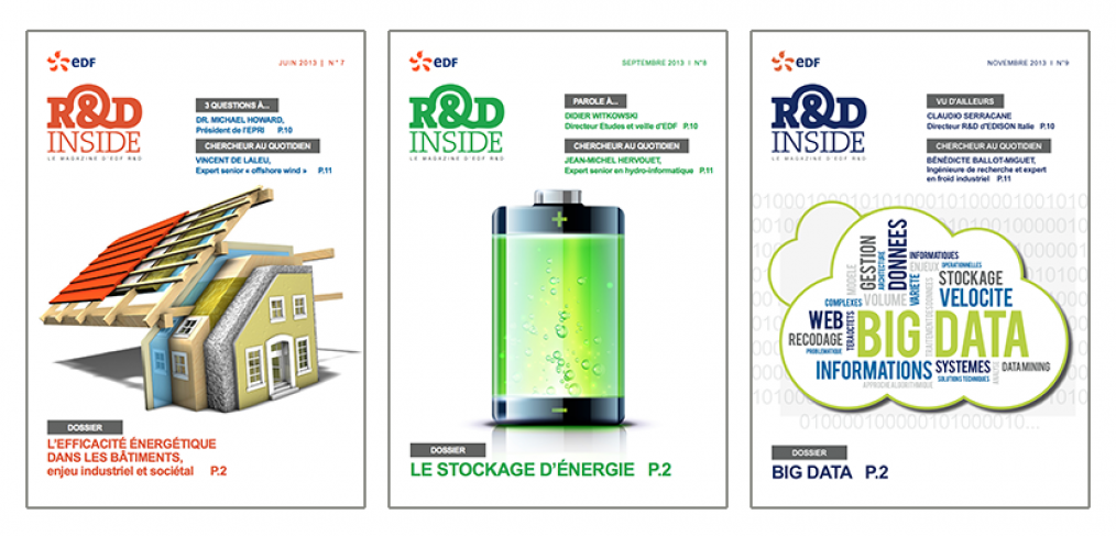 Magazine EDF R&D