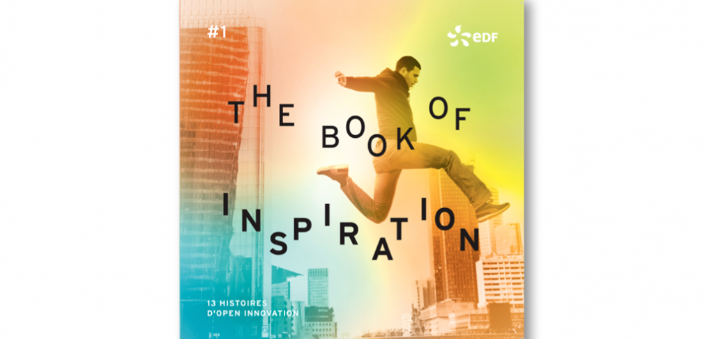 Okedito The book of Inspiration EDF Open Innovation