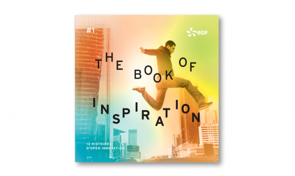 The book of inspiration, histoires d'Open Innovation