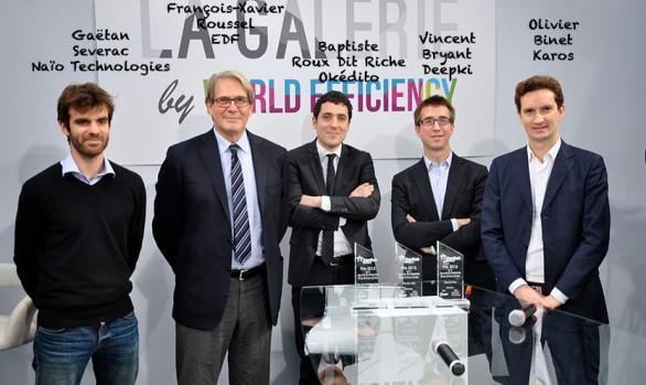 Prix de la Jeune Entreprise Cleantech