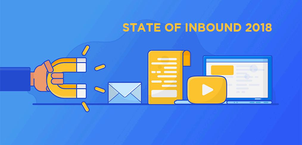 Rapport inbound marketing HubSpot par Okédito