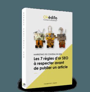 Livre blanc content marketing - 7 règles d'or pour optimiser le SEO de vos articles