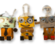 Robots jouets pour illustrer les règles d'or SEO à respecter avant de publier un article