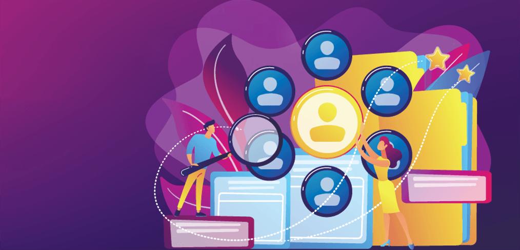 Les bases du marketing automation : gestion des contacts par Okédito