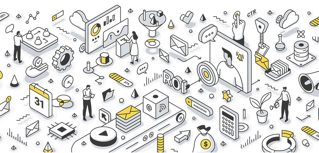 Workflows de marketing automation avec Okédito